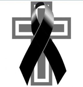 imagenes de moños de funeral para facebook