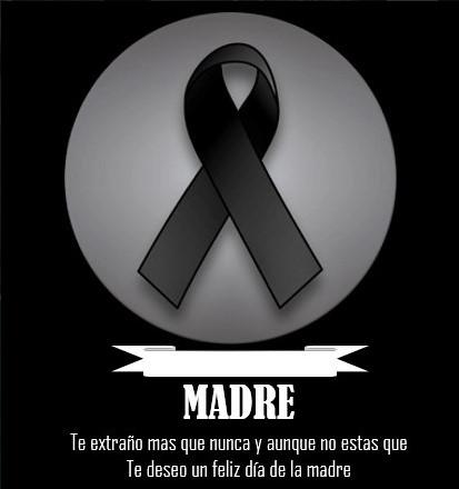Madre querida descansa en paz